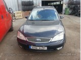 Ford Mondeo 2.0 96 kW (01.2001 - 12.2006)
